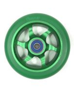 Flavor 110mm Awakening Wheel - GREEN/GREEN
