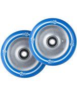 UrbanArtt Classic Wheels - 12mm Std 125mm - BLUE