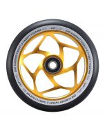 ENVY 120mm  GAP CORE WHEEL- GOLD/BLACK
