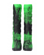 ENVY V2 Scooter Grips - GREEN/BLACK