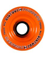 Bigfoot Wheels 75mm 81a Invaders Orange