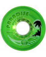 Bigfoot Wheels - 65mm 78a Islanders Green