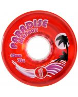 Bigfoot Wheels - 65mm 78a Islanders Red