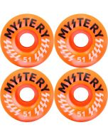 MYSTERY VICTORY ORANGE SWIRL 51MM 99A