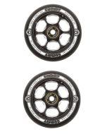 Rogue 110mm Dan Barrett Wheels- Black/Black (Pair)