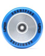 Sacrifice UFO Wheel 110mm - BLUE/POLISHED