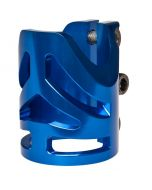 District Triple Light Clamp BLUE - Standard