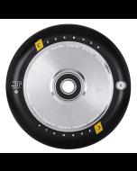 UrbanArtt Disc Wheel - 12mm Std Ink Core 125mm - CHROME