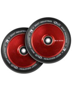ROOT INDUSTRIES Air Wheels 110mm x 24mm - BLACK/RED