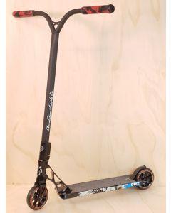 Custom Scooter - GRIT BLACK  / TRILOGY BLACK