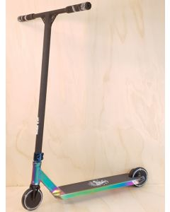 Custom Scooter - URBANARTT OIL / ELITE BLACK