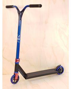 Custom Scooter - SP BLACK / SPLIT BLUE
