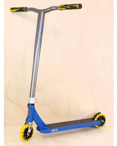 Custom Scooter - UNFAIR BLVD V3 BLUE/TRI BSG
