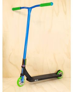 Custom Scooter - UNFAIR/FLAVOR - BLACK/BLUE