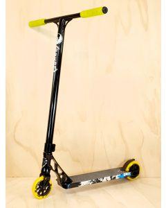 Custom Scooter - GRIT / PHOENIX - BLACK / YELLOW
