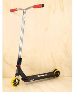Custom Scooter - UNFAIR/FLAVOR - BLACK/CHROME