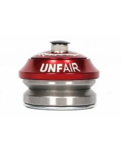 UNFAIR HEADSPIN INTEGRATED HEADSET - RED