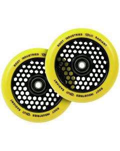 ROOT INDUSTRIES HoneyCore Radiant Wheels 110mm x 24mm - YELLOW