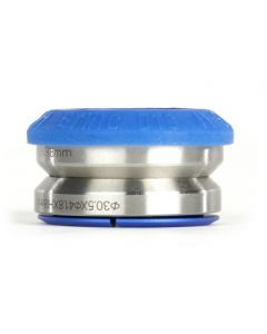 Ethic DTC Silicon Integrated Headset - BLUE