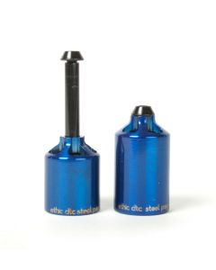 Ethic Steel Pegs - BLUE