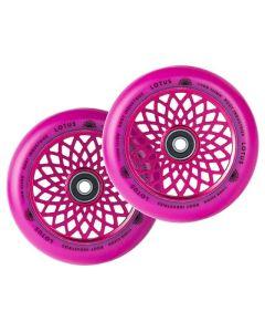 ROOT INDUSTRIES Lotus Radiant Wheels 110mm x 24mm - PINK