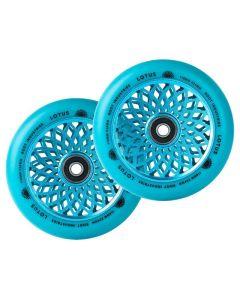 ROOT INDUSTRIES Lotus Radiant Wheels 110mm x 24mm - BLUE