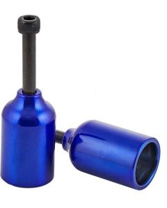 Analog Mark III Scooter Pegs - BLUE