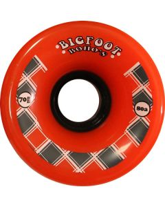 Bigfoot Wheels 70mm 80a Boho Orange