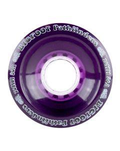 Bigfoot Wheels - 70mm 80a Pathfinders Purple