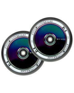 ROOT INDUSTRIES Air Wheels 110mm x 24mm - BLACK/ROCKET FUEL