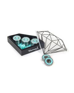 DIAMOND SUPPLY BEARINGS SMOKE RINGS Set of 8