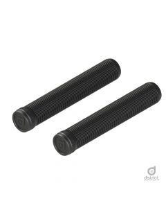 District Long Grips - Black
