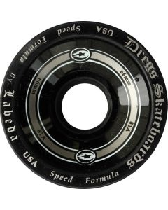 Dregs Labeda Race Wheels 66mm 81a Black