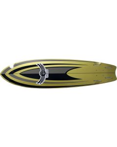 DREGS 9.5 x 37 Longboard Deck DITCH SURF