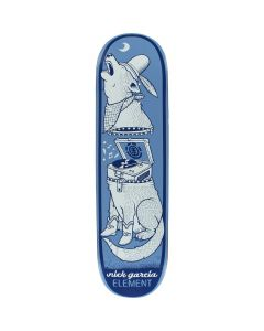 ELEMENT Skateboard Deck GARCIA ZIPPER 8.25