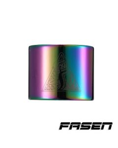 FASEN 2 Bolt Clamp - Oil Slick
