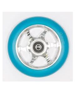 Flavor 110mm Awakening Wheel - CHROME/TEAL