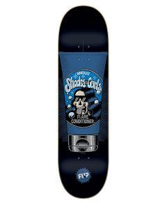 FLIP Skateboard Deck GONZALEZ CURLS 8.4