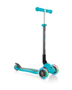 GLOBBER Primo Foldable w/Lights - TEAL