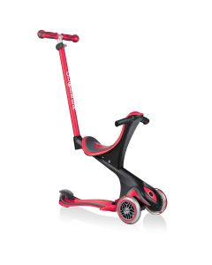 GLOBBER GO UP COMFORT Convertible - Red