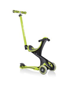 GLOBBER GO UP COMFORT Convertible - Lime