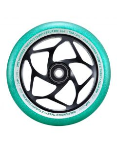 ENVY 120mm  GAP CORE WHEEL- JADE