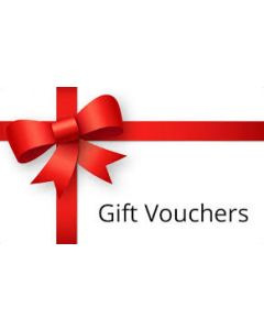 Custom Amount -  Gift Voucher