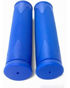 Globber Grips For Flow 125 Scooters - Navy Blue