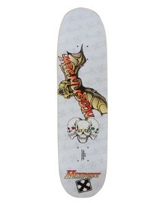 H-STREET 8.25 x 31.83 Skateboard Deck TONY MAG FLYING BAT