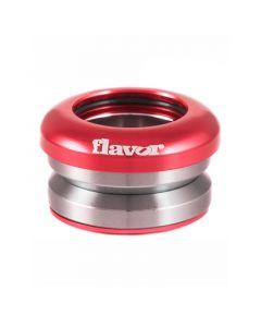 Flavor Awakening Integrated Headset - Red