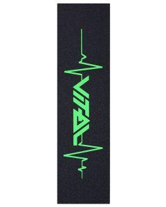 Vital - Grip Tape - Heart Beat Green