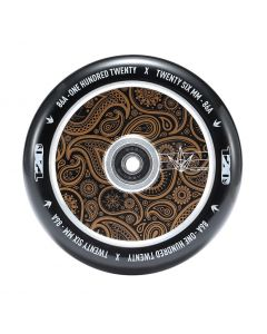 ENVY 120mm  HOLLOW CORE Wheel - BANDANA