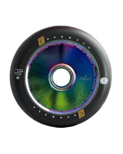 UrbanArtt Hollow Core V2 Wheel - 120mm - RAINBOW