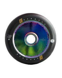 UrbanArtt Hollow Core V2 Wheel - 120mm - RAINBOW